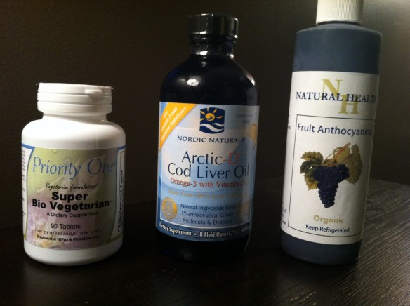 Cold and Flu Supplements